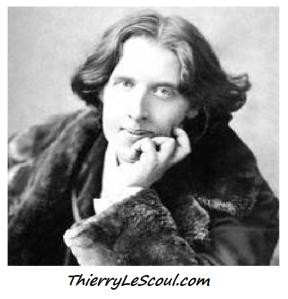 ThierryLeScoul.com - Oscar Wilde