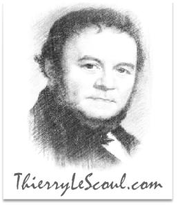 ThierryLeScoul.com - Stendhal« Le mensonge est la seule et facile ressource de la faiblesse. » [Stendhal]