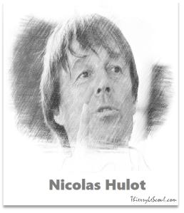 """""""Ne sacrifions pas l'avenir de nos enfants à l'aune de nos futilités."""" [Nicolas Hulot]"""