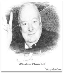 """""""D'une grande complexité une grande simplicité émerge."""" [Winston Churchill ]"""