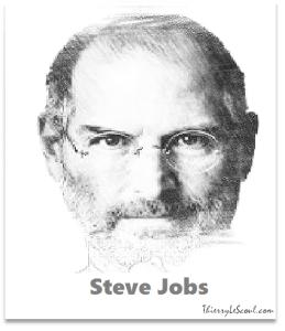 """""""L'intuition est plus puissante que l'intellect."""" [Steve Jobs]"""