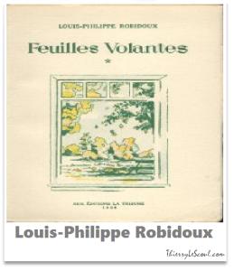 ThierryLeScoul.com - Louis-Philippe Robidoux
