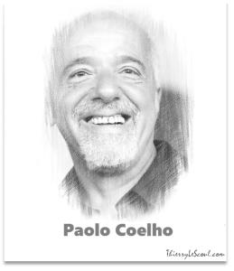 """""""Il n'y a qu'une chose qui puisse rendre un rêve impossible à réaliser, c'est la peur d'échouer."""" [Paolo Coelho]"""