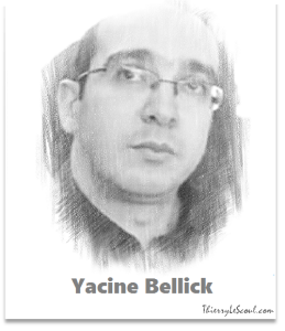 """""""Le bonheur n'est pas dans la recherche de la perfection mais dans la tolérance de l'imperfection."""" [Yacine Bellick]"""