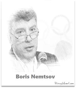 ThierryLeScoul.com - Boris Nemtsov
