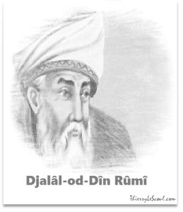ThierryLeScoul.com - Djalal-od-Din Rumi