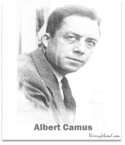 ThierryLeScoul.com - Albert Camus