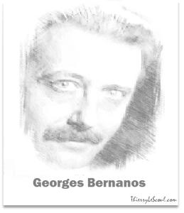 ThierryLeScoul.com - Georges Bernanos