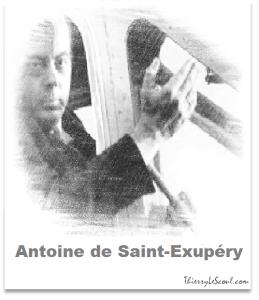 ThierryLeScoul.com - Antoine de SAint-Exupéry 2