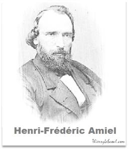 ThierryLeScoul.com - Henri-Frédéric Amiel