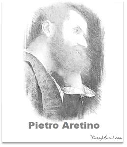 ThierryLeScoul.com - Pietro Aretino
