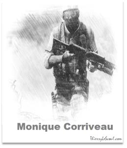 ThierryLeScoul.com - Monique Corriveau - Guerre