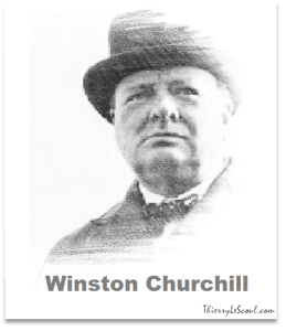 ThierryLeScoul.com - Winston Churchill -