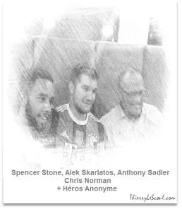 ThierryLeScoul - Spencer Stone, Alek Skarlatos, Anthony Sadler