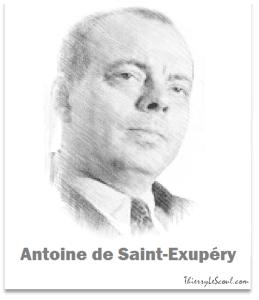 ThierryLeScoul - Antoine de Saint-Exupéry