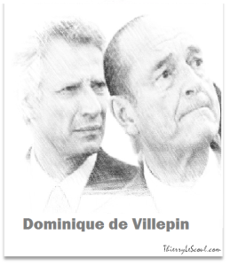 ThierryLeScoul - Dominique de Villepin