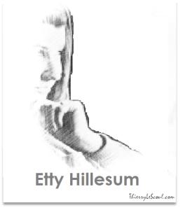 ThierryLeScoul - Etty Hillesum