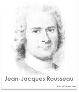 ThierryLeScoul - Jean-Jacques Rousseau