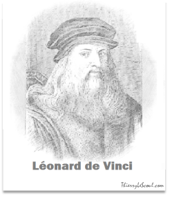 ThierryLeScoul - Léonard de vinci