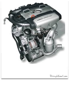 ThierryLeScoul - Moteur Diesel Volkswagen