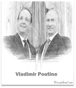 ThierryLeScoul - Vladimir Poutine
