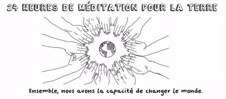Méditer pour la Terre