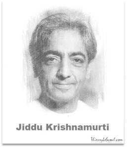 ThierryLeScoul - Jiddu Krishnamurti