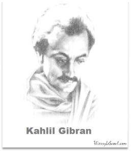 ThierryLeScoul - Kahlil Gibran