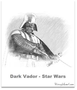 ThierryLeScoul - Dark Vador - Star Wars