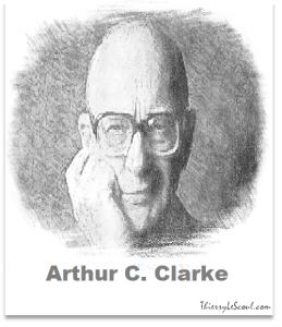 ThierryLeScoul - Arthur C. Clarke