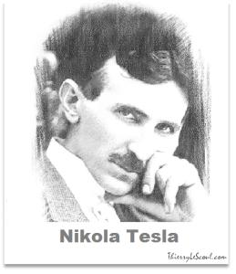 ThierryLeScoul - Nikola Tesla