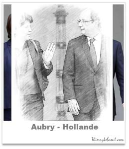 ThierryLeScoul - Aubry - Hollande