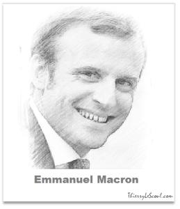 ThierryLeScoul - Emmanuel Macron