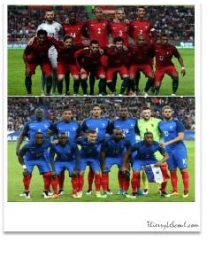 ThierryLeScoul - Equipe finale de l'Euro 2016